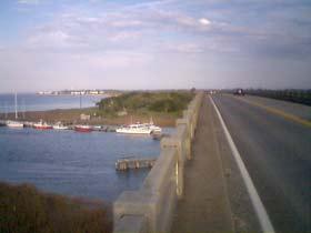 Bron över till Tybee