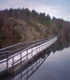 Delsjön, Stora